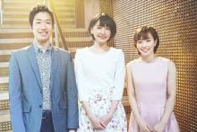 水谷隼選手&石川佳純選手、本人役で映画出演 『ミックス。』でガッキーと共演