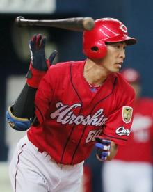 広島4連勝=プロ野球・阪神-広島