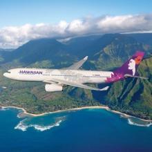 ハワイアン航空、札幌=ホノルル線に3クラス搭載のエアバスA330-200導入