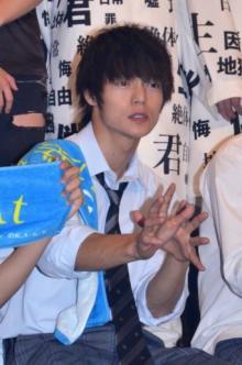 「僕やり」窪田正孝らユニットが主題歌を初披露 全員控えめ「邪魔しないように…」