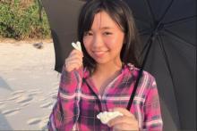 元Dream5・大原優乃の日焼け写真がかわいい 「幼く見える」の声も