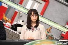 桜井日奈子、メガネ女子に!大人可愛く雰囲気チェンジ