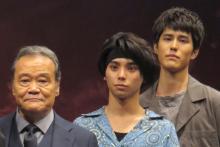 西田敏行、寛一郎に祖父・三國連太郎さんの影重ねる