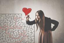 【心理テスト】行き詰ったときの行動でわかる、恋の迷路から脱出する方法