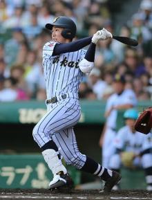 東海大菅生、19安打で快勝=高校野球・東海大菅生-青森山田