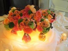 まるで宝石!花の魔術師「エルベ・シャトラン」のウエディング装花にうっとり
