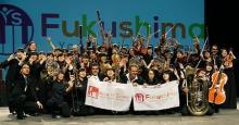 復興のメロディー響く=福島青年管弦楽団、タイで公演