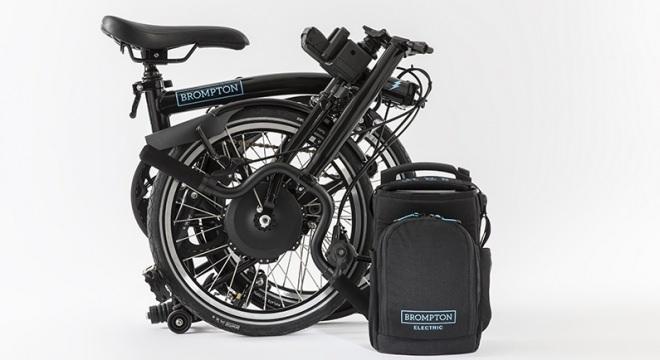 Bromptonの電動アシスト自転車「BROMPTON ELECTRIC」…英国で予約を受け付け中}