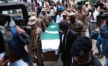 「パキスタンのマザー・テレサ」国葬