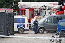 刃物襲撃、テロで捜査=フィンランド