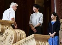 眞子さま、婚約前に思い出づくり=秋篠宮さまとハンガリー私的旅行