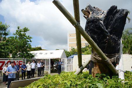 オスプレイ事故を批判=米軍ヘリ墜落13年-沖縄国際大