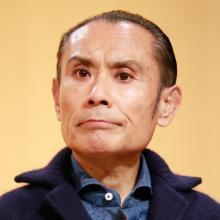 片岡鶴太郎、衝撃の告白「この3月に離婚しましてね…」