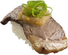 スシローで肉を喰らえ!食欲そそる「肉ずし&炙りずし」が期間限定で登場