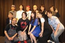 映画初主演・田中要次、舞台挨拶初センターに感激「今日からが勝負!」