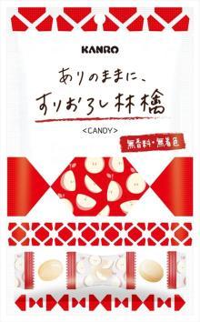 ありのままにこだわったキャンディ3品がカンロから
