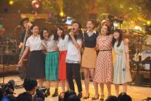 桑田佳祐『SONGS』特番で有村架純ら『ひよっこ』乙女寮メンバーと共演
