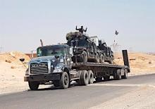 IS支配のタルアファル進攻