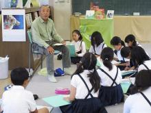 災害伝える担い手に=体験聞き取り紙芝居-地元小学生、上演へ・広島