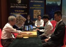 「DeepZenGo」がプロ棋士孔杰九段と台湾「CGI」に勝利
