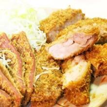 渋谷の隠れ家的名店「とりかつチキン」で組み合わせ自由なフライ定食に感激