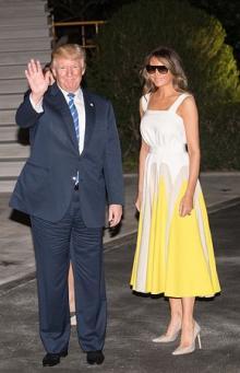 トランプ米大統領、「夏季休暇」終了=ホワイトハウス立て直し急務