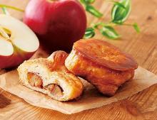 ローソン爆売れクイニーアマンに新作「アップルシナモン」--ジューシーな蜜漬けリンゴ入り