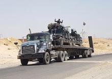 イラク、IS支配のタルアファル進攻=軍が奪還作戦開始