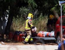 運転手、検問破り逃走か=22歳男の行方追う-「爆弾テロ」事故で不発に・スペイン