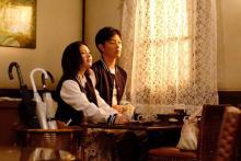 工藤阿須加、川島海荷と初共演で恋人役「引っ張られました」<琥珀/追加キャストコメント到着>