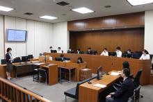 裁判所事務官の業務体験=学生向けインターン-最高裁