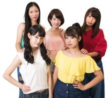 LinQ卒業7人が新ユニット「トキヲイキル」結成、福岡での旗揚げ公演も発表