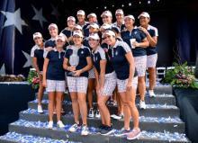米国チームがホームでソルハイムカップを連覇