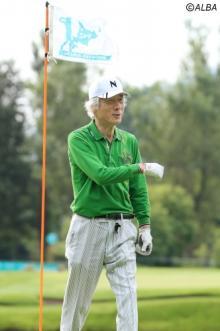 小泉純一郎元総理が約30年ぶりにプロアマ参戦!話題のアン・シネは「名前は知ってる」