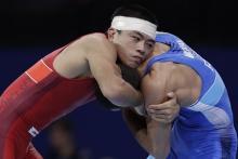 文田が決勝進出=グレコのメダル、2010年大会以来-世界レスリング