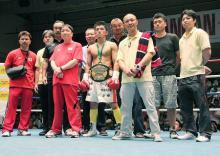 ヨネクラジム、有終の美=世界王者5人輩出、今月で閉鎖-ボクシング