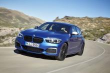 BMW新型「1シリーズ」、インテリアを一新