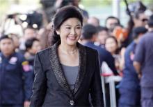 前首相、25日判決=タイ
