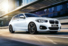 BMW、新型1シリーズ発売記念の限定モデル「エディション・シャドー」1000台発売