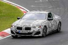 【スクープ】BMW「8シリーズ」市販車は当初のコンセプトから大きな変化が!