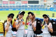 球界初ビール売り子アイドルカンパイガールズ「ノルマ未達成なら解散」の危機! リミットは8月31日