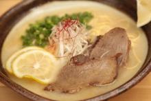 イノシシを肉から骨まで丸ごと使った日本初「猪骨(ししこつ)ラーメン」専門店が愛媛県にオープン!クラウドファンディング実施中