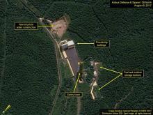 北朝鮮ミサイル基地に動きなし=待機状態維持か-米研究所