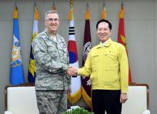 北朝鮮、米韓演習に反発=「無謀な脚本」と非難
