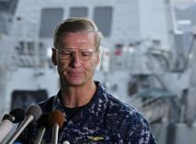 第7艦隊司令官を解任=事故続発で「信頼喪失」-米軍