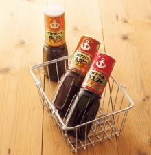 関西の食卓を変えた味!「イカリ」ウスターソースのロングヒットの秘密