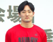 プロバスケ田中大貴選手、Bリーグ初のカップ戦に「タイトル持ち帰る」と意気込み