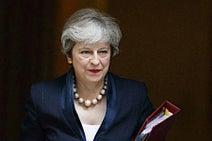 英首相、EU離脱に関し演説