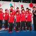 松岡修造&知念侑李、世界体操日本代表選手に「できる!」パワー注入