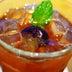 モスバーガーが経営するマザーリーフティースタイルの巨峰ティー / 果実がゴロゴロ入った絶品アイスティー